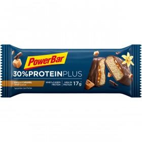 Powerbar protein plus reep vanilla caramel crisp 55g