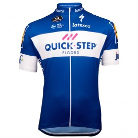 Vermarc quick-step floors SPL aero maillot de cyclisme manches courtes 2018