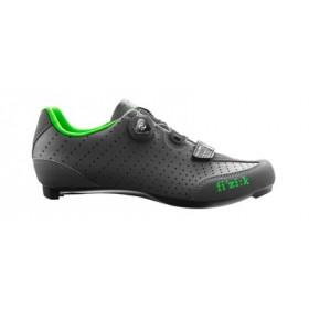 FIZIK R3 Boa Race Fietsschoen Anthra Green Fluo
