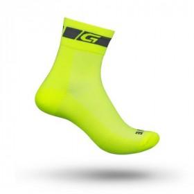 GripGrab Cycling Sock Regular-Cut Hi-Vis