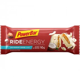 Powerbar ride energy reep coco hazelnut caramel 55g