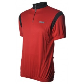 All Active Shirt KM Red-Black