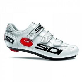 SIDI Logo White Race Fietsschoen
