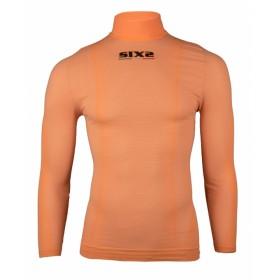 SIXS TS3 C Jersey LS Orange Fluo