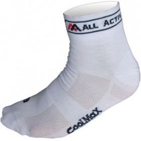 Chaussette CoolMax White