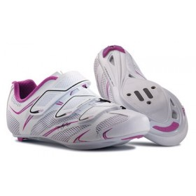 NORTHWAVE Starlight 3S Lady Race Fietsschoen White Purple Silver