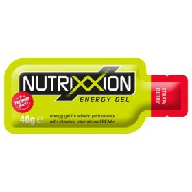 NUTRIXXION Energy Gel Strawberry 40g