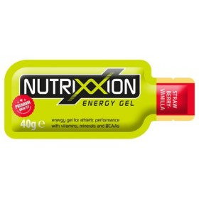 NUTRIXXION Energy Gel Strawberry Vanilla 40g