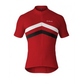 De Marchi Superleggera Jersey SS Red