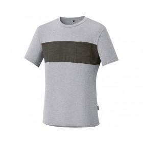 Shimano transit t-shirt maillot de cyclisme manches courtes alloy