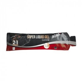 BORN Super Liquid Energy Gel Caffeine 2:1 Glucose (55ml)