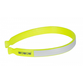 Wowow trouser clips fluo geel