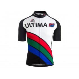Agu ultima maillot de cyclisme manches courtes pdm