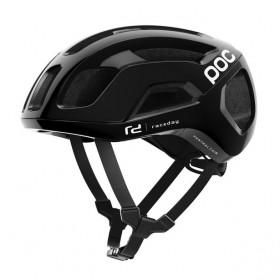 Poc ventral air spin casque de cyclisme uranium noir raceday