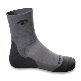 DESCENTE Sock Wool Metal