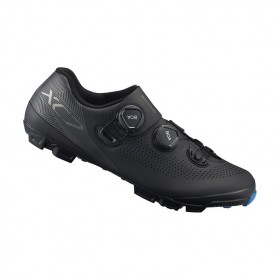 Shimano xc701 vtt chaussures de cyclisme noir