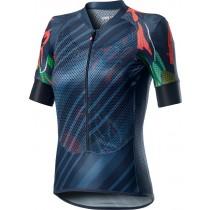 Castelli Climber's W Jersey - Dark Steel Blue