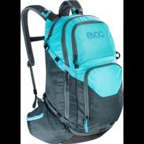 Evoc explorer pro rugzak 30l heather slate neon blauw