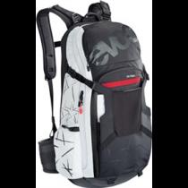 Evoc fr trail unlimited Rucksack 20l schwarz weiß m/l