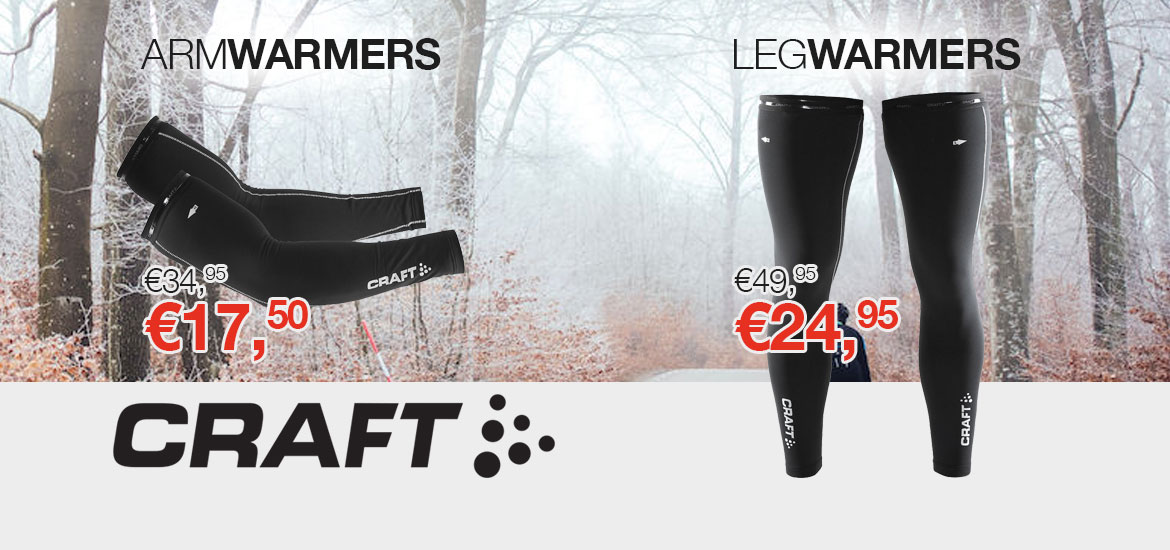 Craft Arm- & Legwarmers Deal