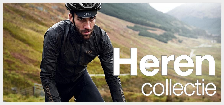 Ontdek onze nieuwe Heren fietskleding collectie