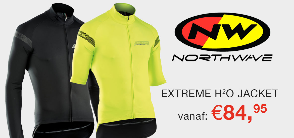 deal: Northwave Extreme h2o Jacket