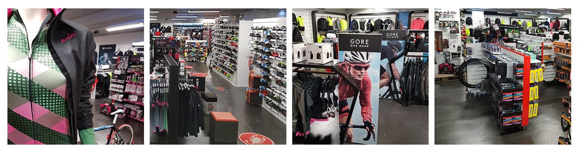 Cyclewear Showroom