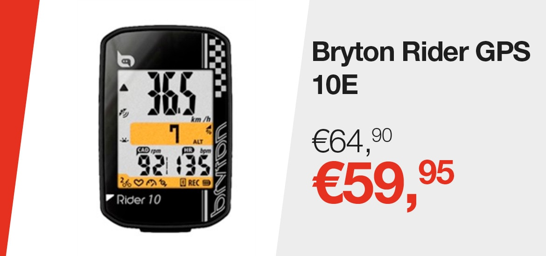 Bryton Rider 10E gps