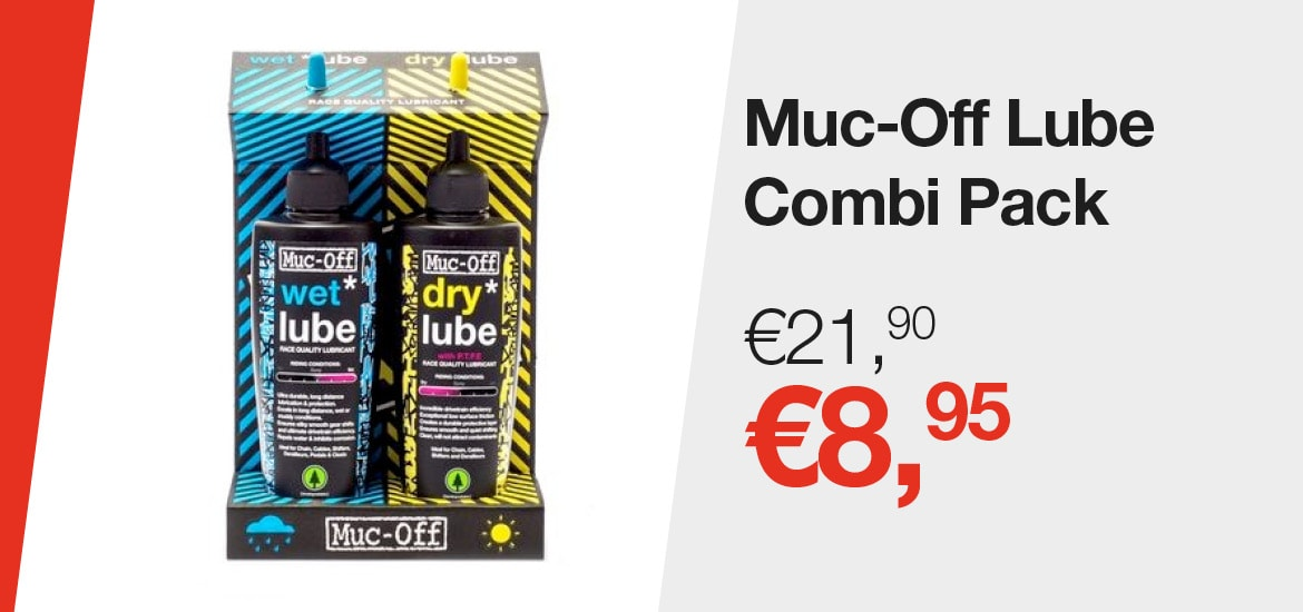 Muc-Off Lube Combi Pack